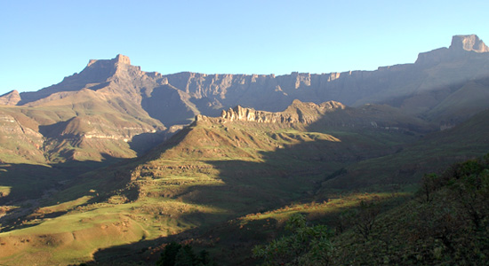 Drakensberg Amphitheatre Thendele Camp Northern Drakensberg Royal Natal Park Self-Catering Accommodation South Africa