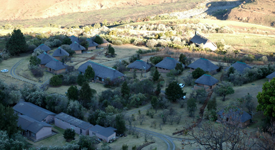 Lower Camp Thendele Camp Self Catering Drakensberg Accommodation Royal Natal Park South Africa